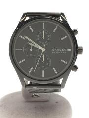 SKW6608/クォーツ腕時計/アナログ/ステンレス/GRY/GRY