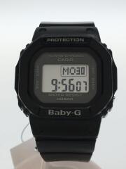 BGD-560/ORIGIN/BABY-G/オリジン/ベイビーG/デジタル/ラバー/BLK/中古