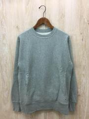 汚れ有/11-13-1955-120/BEAMS SURF&SK8/SSZ CREW NECK/M/中古