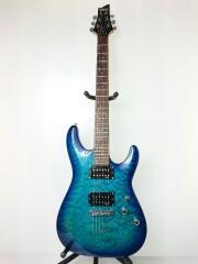 C6-PLUS エレキギター/その他/青系/HH