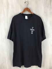ドッグタウン/Tシャツ/XL/コットン/BLK