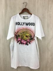 グッチ/469307/2018年モデル/Tシャツ/XL/コットン/WHT