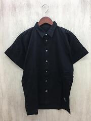 サイト/OO-T06-042-1/半袖シャツ/2/コットン/BLK/ヨウジヤマモト