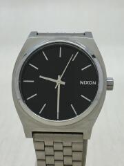 NIXON/ニクソン/クォーツ腕時計/アナログ/ステンレス/SLV/SLV