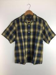 ペンドルトン/オープンカラー半袖シャツ/S/コットン/マルチカラー/チェック