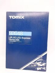 TOMIX JR485系特急電車 ひたちカラー 7両
