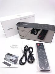 sanag X9 時計ラジオ付Bluetoothスピーカー ブラック
