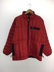 8504-94423/ダウンジャケット/M/ポリエステル/RED