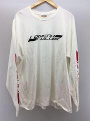 ROMEND LS TEE/FBK-18SS-TEE-008/ロンT/長袖Tシャツ/コットン/ホワイト