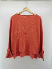 セーター(薄手)/FREE/コットン/ORN