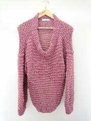 セーター(厚手)/FREE/コットン