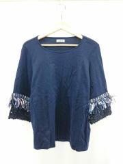 スプリングエアーツウィードT/10-192-013/Tシャツ/M/コットン/ネイビー