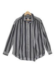 18AW/Painter Shirt/Regent Gradation/S/長袖シャツ/L/コットン/ストライプ