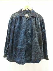 Pinter Shirt/ペインターシャツ/長袖シャツ/M/コットン/ブラック