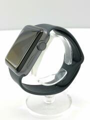 スマートウォッチ/Apple Watch Series 3 42mm GPSモデル/デジタル