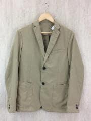 18年モデル/テーラードジャケット/S/ポリエステル/BEG