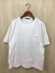 19ss/ヘビー ゲージ スムース リラックス Tee/XL/コットン/WHT/112-12-0979