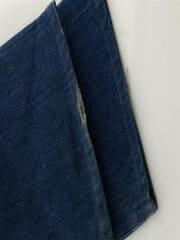 70s/珍品/505-0217/BIG E/ポケット裏チェーン/85cm程度/デニム/BLU
