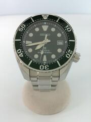 プロスペックス/ダイバースキューバ/自動巻腕時計//GRN/SLV/6R35-00A0
