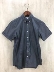 ボタンダウンシャツ/1/コットン/NVY/406206003