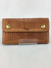 Alfonso OF HOLLYWOOD LEATHER/カービング/長財布/レザー/CML