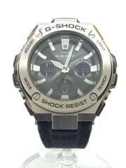 GST-W130C/ソーラー腕時計・G-SHOCK/デジアナ/SLV