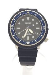 PROSPEX/ソーラー腕時計/アナログ/BLK/BLK/V147-0BZ0