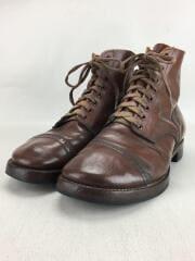 40s/ブーツ/US8/BRW