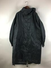 未使用/bonding taffeta present coat/L/ポリエステル/BLK/4O01MAI1