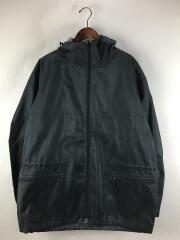 未使用/bonding taffeta present coat//L/ポリエステル/BLK/4O02MAI1