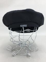 ナイロンベレー帽/M/ナイロン/BLK
