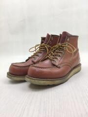CLASSIC MOC TOE//ブーツ/US7/BRW/8131/
