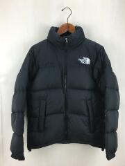 Nuptse Jacket/ダウンジャケット/M/ナイロン/BLK/ND91631