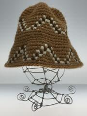 未使用/21ss/Giza Knit Bucket Hat/バケットハット/アクリル/1321036