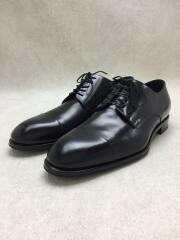 MINISTER DERBY SHOES/ドレスシューズ/UK8.5/BLK/レザー