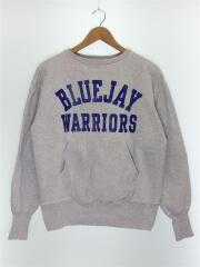 BALLPARK/BLUEJAY WARRIORS/スウェット/36/コットン/GRY