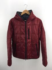 ナイロンジャケット/M/ナイロン/RED/レッド/赤/CP-3016005/中綿