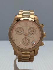 クォーツ腕時計/アナログ/--/BEG/GLD/MK5430/251404