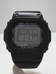 ソーラー腕時計・G-SHOCK/デジタル/BLK/GW-M5610BC-1JF