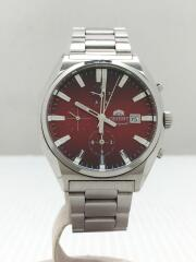 クォーツ腕時計/アナログ/ステンレス/BRD/SLV/TT10-C0-B
