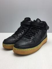 Air Force 1 Mid LV8 GS/エアフォース/24cm/BLK/820342-004