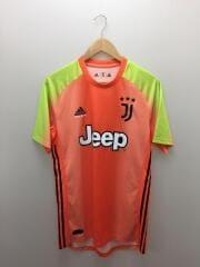 Juventus Gk Jersey Orange/ユベントス/Tシャツ/L/ポリエステル/オレンジ/FQ4616