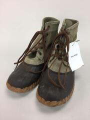 SLUSHER 5 EYELET/ブーツ/US10/BRW/90304X