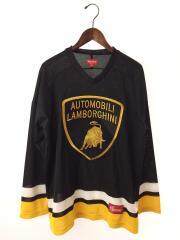 Automobili Lamborghini Hockey Jersey/ロンT/M/ポリ/ランボルギーニ
