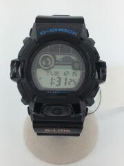 GWX-8900-1JF/ソーラー腕時計・G-SHOCK/デジタル/ブラック