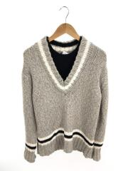 18aw TILDEN KNIT/18WKN33338/カシミア/BEG