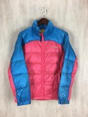 Verglas Jacket/PL5208/ダウンジャケット/M/ナイロン/PNK