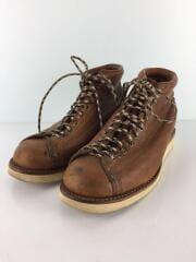 モンキーブーツ/91074/ブーツ/BRW/レザー/