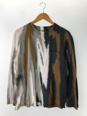 18aw/Exploration Long T-Shirt/18A20/長袖Tシャツ/コットン/マルチカラー