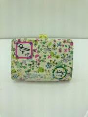 2つ折り財布/--/マルチカラー/総柄